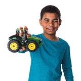 Meccano John Deere Tractor 8RT_9