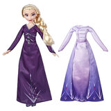 Frozen 2 modepop Elsa met extra outfit_9