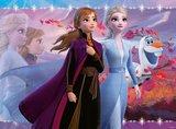Disney Frozen 2 glitterpuzzel 100 stukjes XXL_9