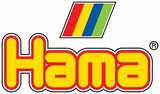 Strijkkralen Hama 1.000 stuks Donkerrood 207-22_9