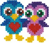 Strijkkralen Hama 1.000 stuks Azure blauw 207-49_9