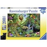 Ravensburger Dieren in de Jungle puzzel 200 stukjes XXL_9