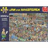 Jan van Haasteren puzzel Drogisterij 1000 stukjes_9