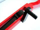 Houten ratelgeweer rood_9