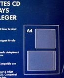 Etiketten A4 voor laser en inkjet printers CD-inlays_9