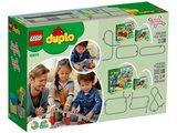 Lego Duplo 10872 Treinbrug en treinrails_9