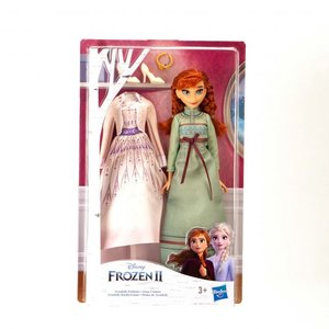 Frozen 2 modepop Anna met extra outfit