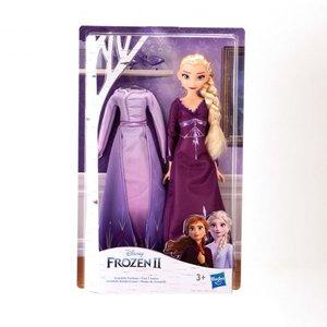 Frozen 2 modepop Elsa met extra outfit
