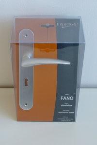 Impresso deurklinkset Fano