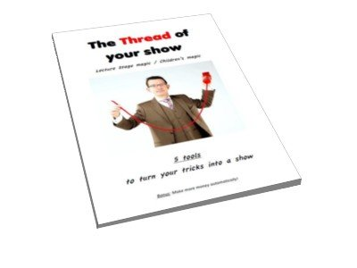 Lecture Notes: 5 Tools to turn your tricks into a show