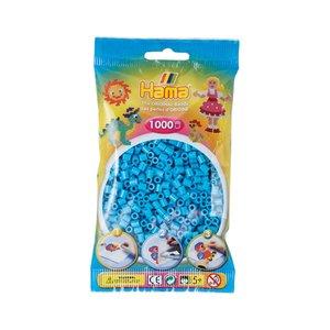 Strijkkralen Hama 1.000 stuks Azure blauw 207-49