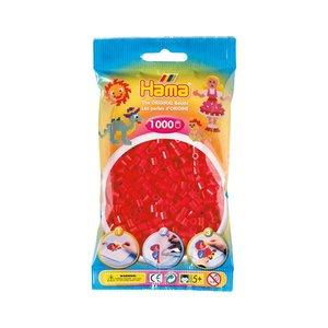 Strijkkralen Hama 1.000 stuks Rood 207-05