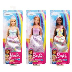 Barbie prinsessen Dreamtopia 3 verschillende