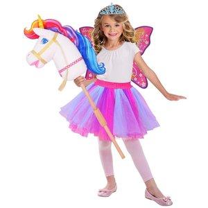Barbie verkleedset Eenhoorn Rainbow Unicorn