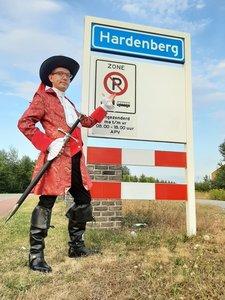 Stadswandeling 2022 Mei-Juni Hertog van Hardenberg