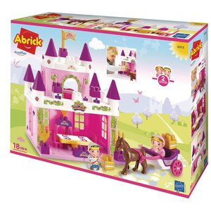 Abrick kasteel prinsessen speelset