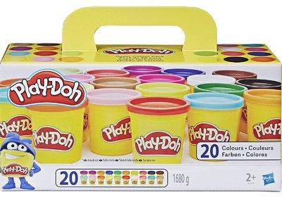 Playdoh klei Super color pack 1685 gram
