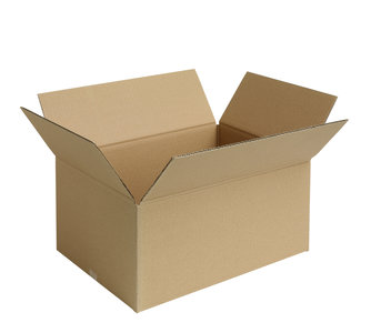 Kartonnen vouwdoos 80x60x48