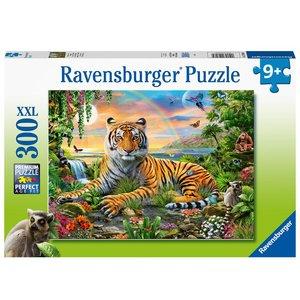 Ravensburger Koning van de jungle puzzel 300 stukjes XXL