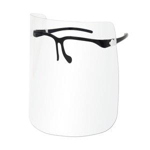 Gezichtsbeschermer spatscherm corona bril