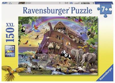 Ravensburger de Ark opgaan puzzel 150 stukjes XXL
