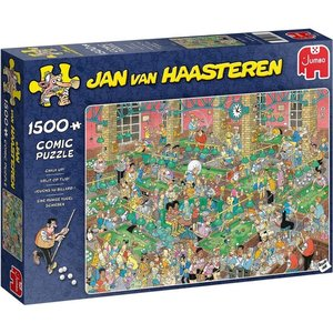 Jan van Haasteren puzzel Krijt op Tijd 1.500 stukjes