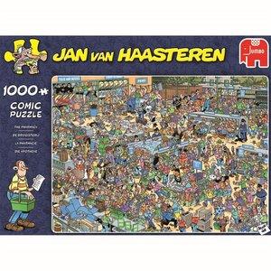 Jan van Haasteren puzzel Drogisterij 1000 stukjes