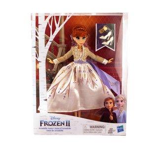 Frozen 2 modepop Anna deluxe