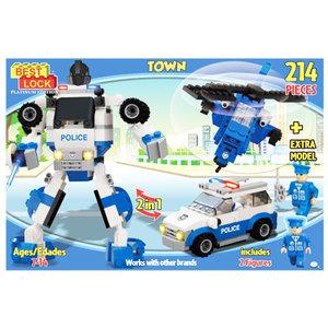 Best Lock Town Politie Robot