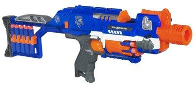 NERF Nstrike Elite Stockade Blaster