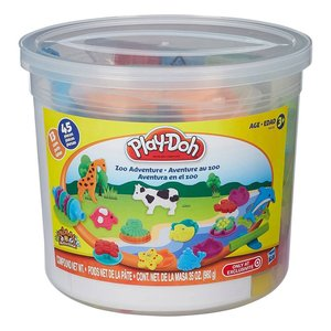 Play-doh Zoo Adventure