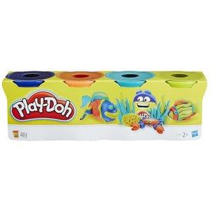 Play-doh klassieke kleuren assortiment: 3 combinaties. Kies zelf!