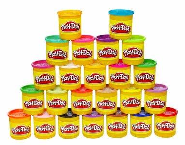 Play-doh Potje klei, diverse kleuren: Kies zelf!