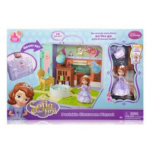 Disney Princess Sofia Meeneem Speelset