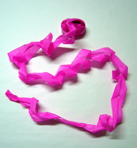 Mouth Coil 62ft. Pink