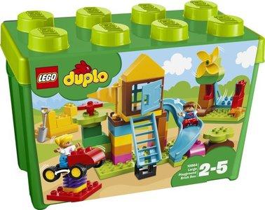 Lego Duplo 10864 Grote Speeltuin Opbergdoos